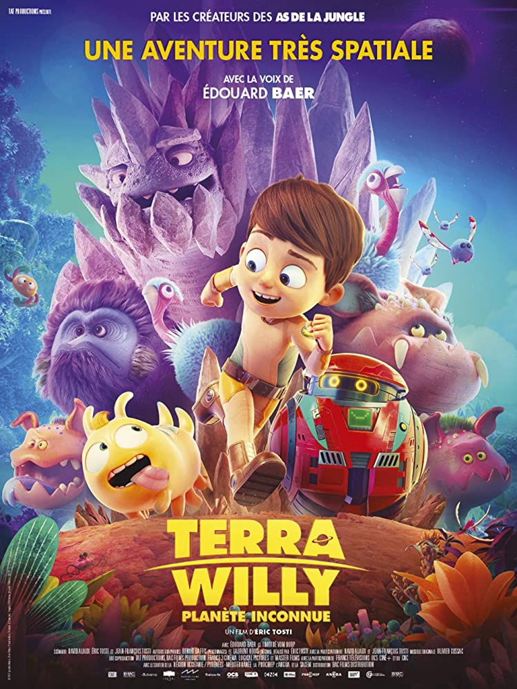 TERRA WILLY UNEXPLORED PLANET (2019)