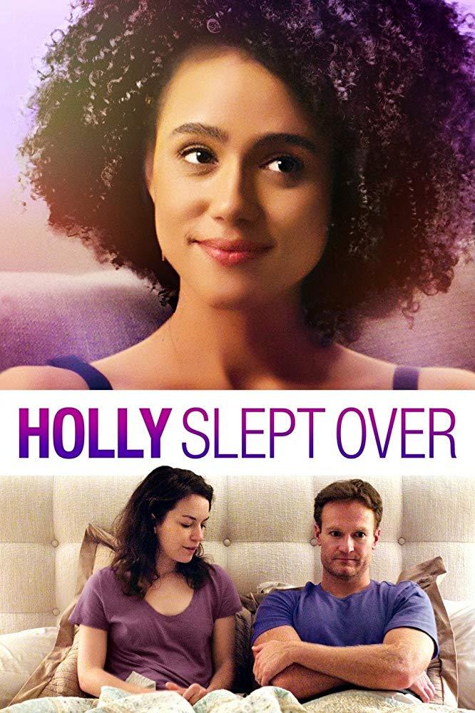 HOLLY SLEPT OVER (2020) ซับไทย