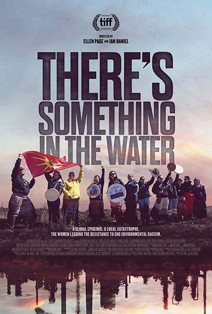 THERE'S SOMETHING IN THE WATER | NETFLIX (2019) ฝันร้ายที่ปลายน้ำ
